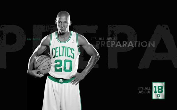 Ray Allen's Legacy of Hard Work