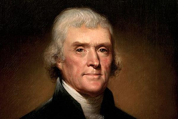 Thomas Jefferson - Virginia Statute for Religious Freedom